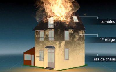 Déterminant & Alliance BTP mobilisées sur un incendie