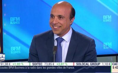 Interview d'Alain Tabatabai sur BFM Business